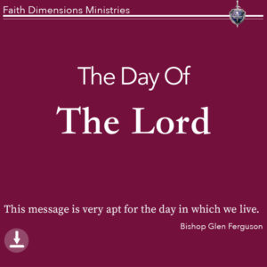 The Day Of Lord